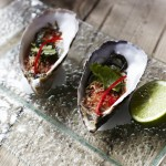 Fresh Oyster with Lime & Chili NHAM-JIM