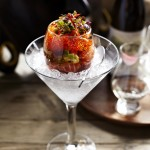 Atlantic Salmon Ceviche